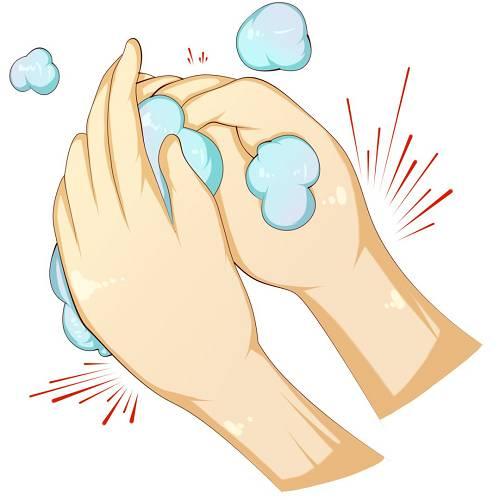 手机的洁净消毒要与手一首进走,才能避免病菌交叉传递。