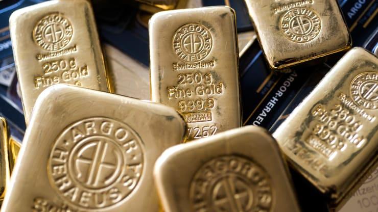 股市脆弱及疫情担忧下,黄金避险配置需求提升