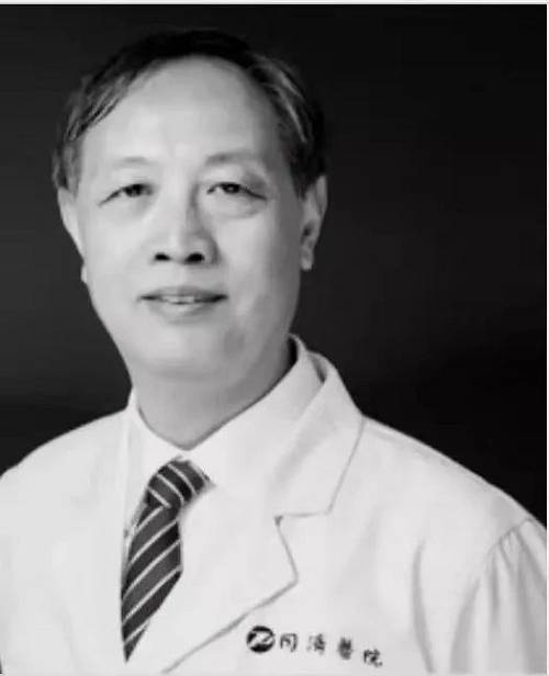 华科同济医学院附属同济医院器官移植科教授林正斌。