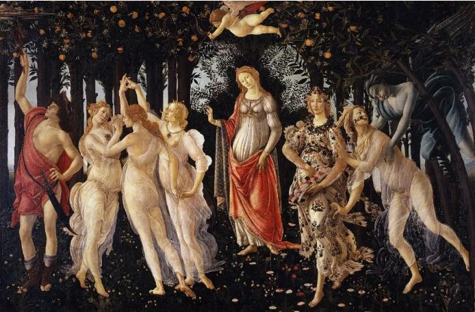 春 波挑切利 1482 年