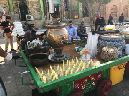 伊朗糖水,太甜太甜,为啥伊朗人糖尿病不多呢?甜甜甜