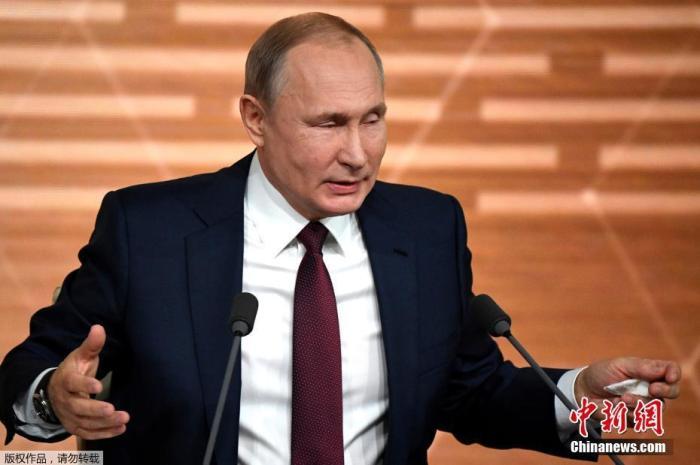 普京就新冠肺炎疫情发表讲话 宣布下周俄全国带薪放假