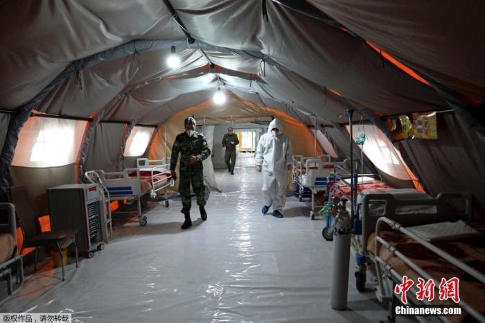 """国际疫情:全美47地进入""""灾难状态"""" 英首相入院接受治疗"""