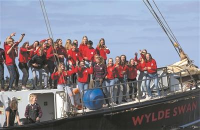 荷兰高中生驾帆船从古巴回国-新闻频道-和讯网