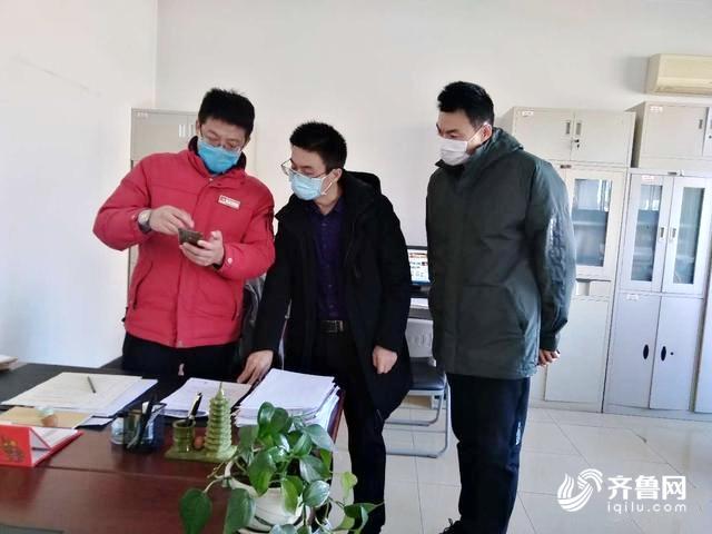 """泰安岱岳区""""店小二""""式服务推动项目建设"""