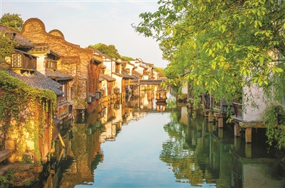 杭州都市圈各景区安全有序运行