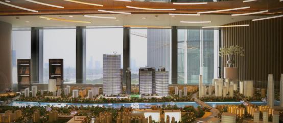 世界新都会 大湾区时代 | 2020合景寰汇公馆首秀撼京城