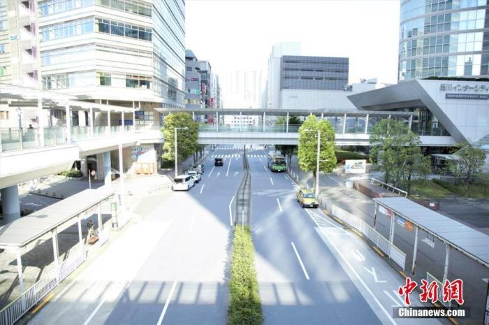 日媒:受疫情影响,日本4月交通事故量同比减少36%
