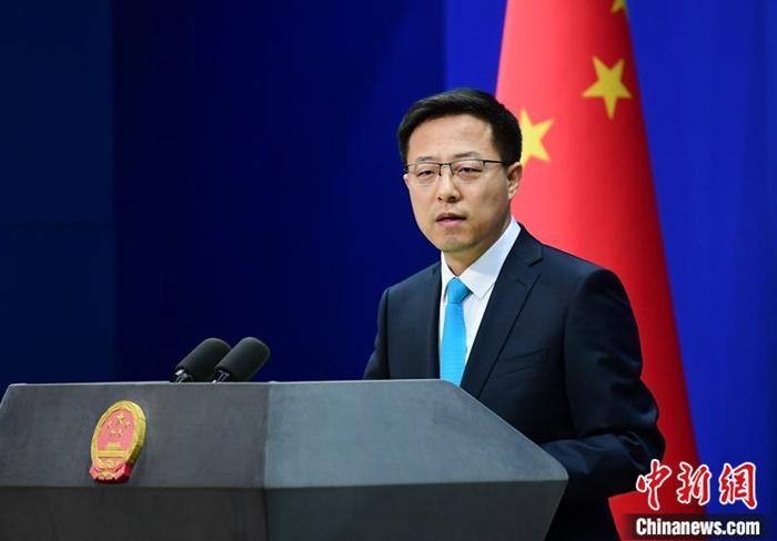 """外交部以详细数据回应特朗普涉疫指责:向中国""""甩锅""""赶不走病毒"""