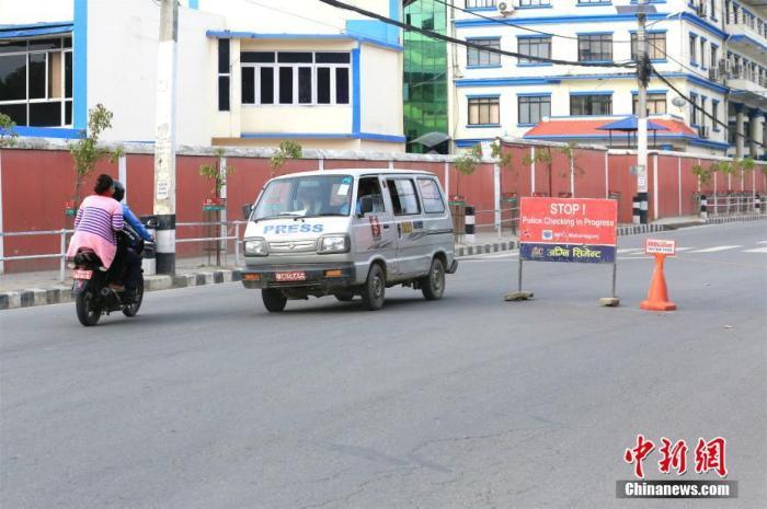 尼泊尔新冠病毒感染病例超过2千例
