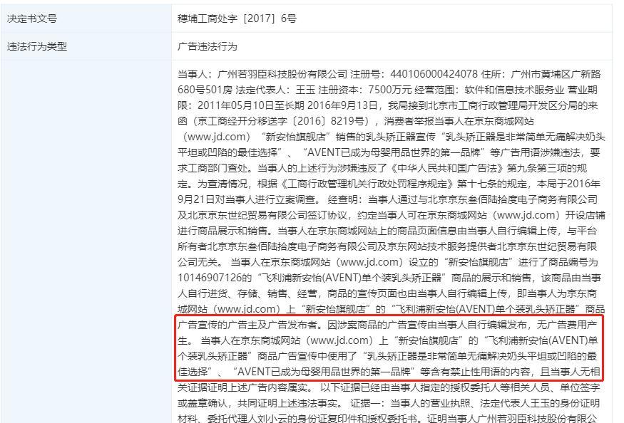 若羽臣闯IPO:曾因拖欠货款被罚2000万,广告用词过度被行政处罚,利润主要靠返利