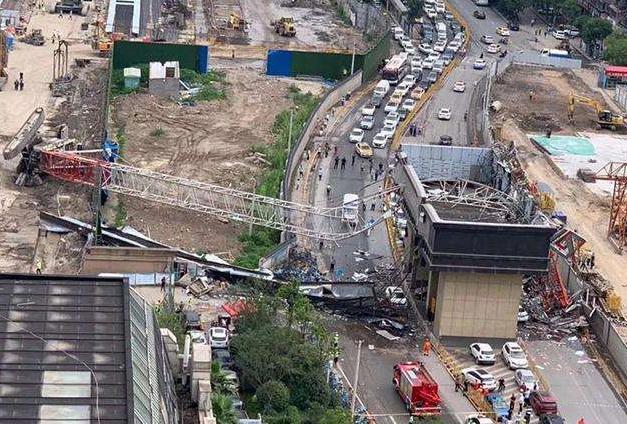 快讯丨华夏幸福武汉项目发生安全事故 造成2人受伤
