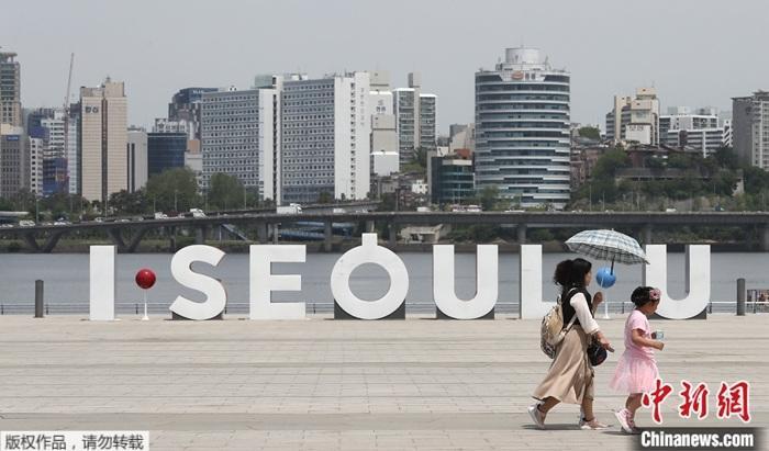 韩国高龄确诊者增多 多地集体感染持续