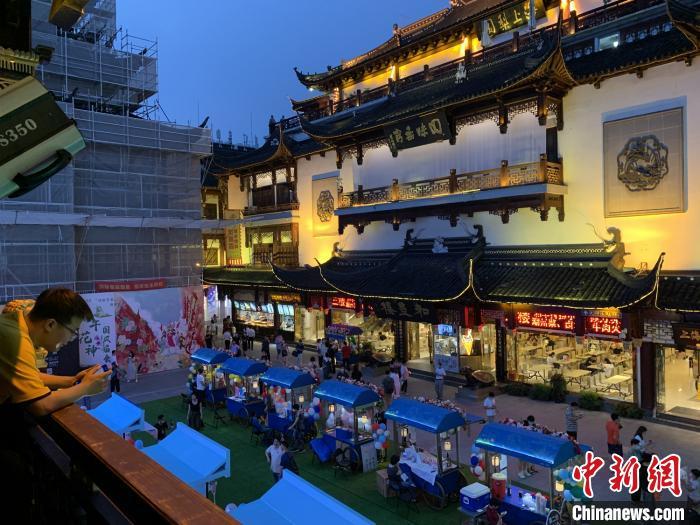 """上海文化商业地标多举措化""""危""""为""""机"""""""