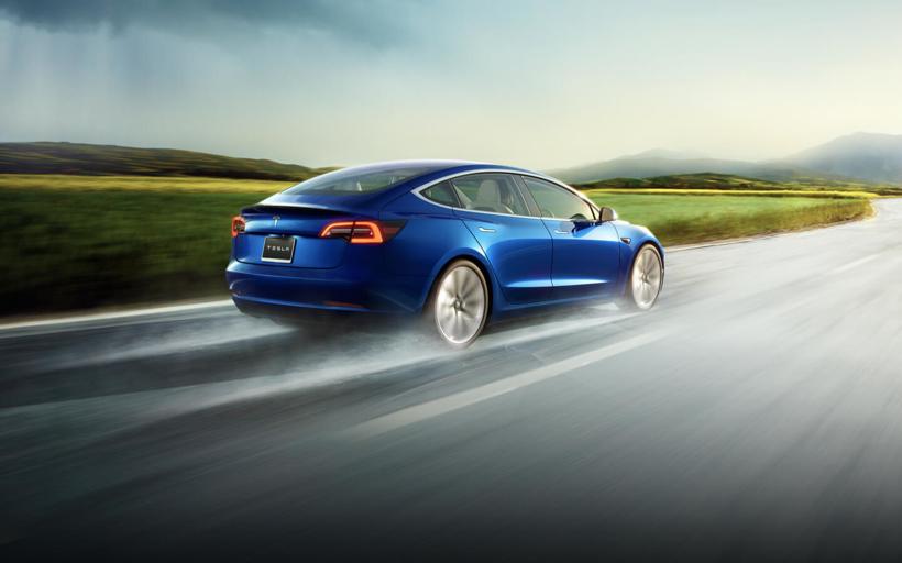 6月英国电动汽车销量大涨261% Model 3成销冠