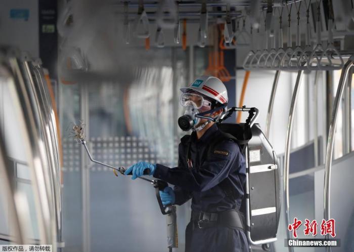 冲绳驻日美军基地138人感染 东京日增确诊或创新高