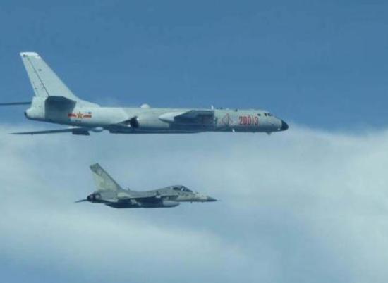 国防部:台湾前途在于国家统一 挟洋自重没有出路