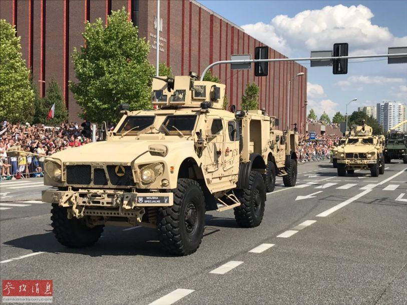 美国与波兰达成增加驻军协议 波方愿支付大部分费用