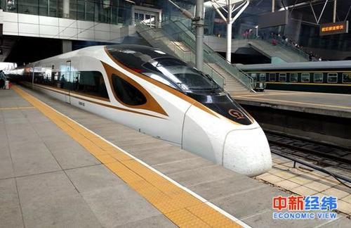全国铁路营业里程突破14万公里 其中高铁3.6万公里