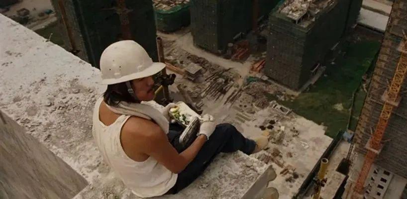 以后,工地搬砖也是技术活