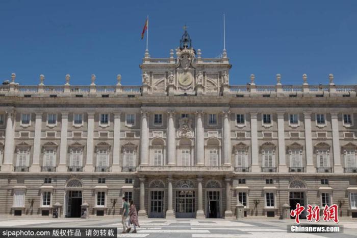 """疫情反弹 专家称西班牙再次处于""""紧急""""状态"""