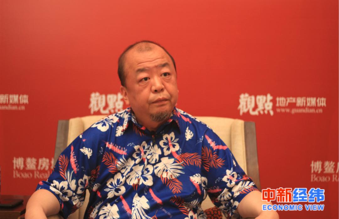 花样年董事局主席潘军:物业行业刚起步 上市物企将超百家
