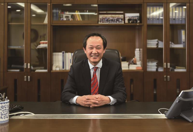国元证券董事长 俞仕新
