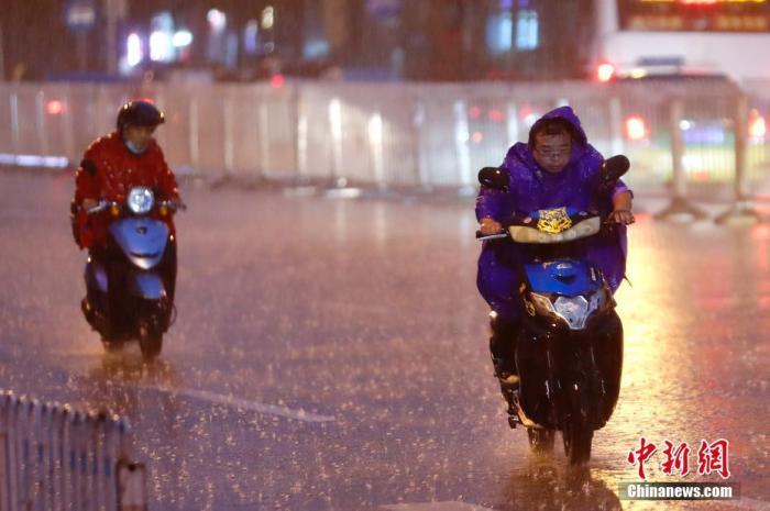 北方将有较强降水过程 西北华北部分地区有大到暴雨