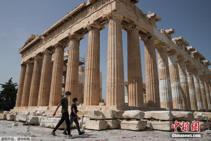 希腊疫情8月底或达峰值 多个地区限制措施陆续升级