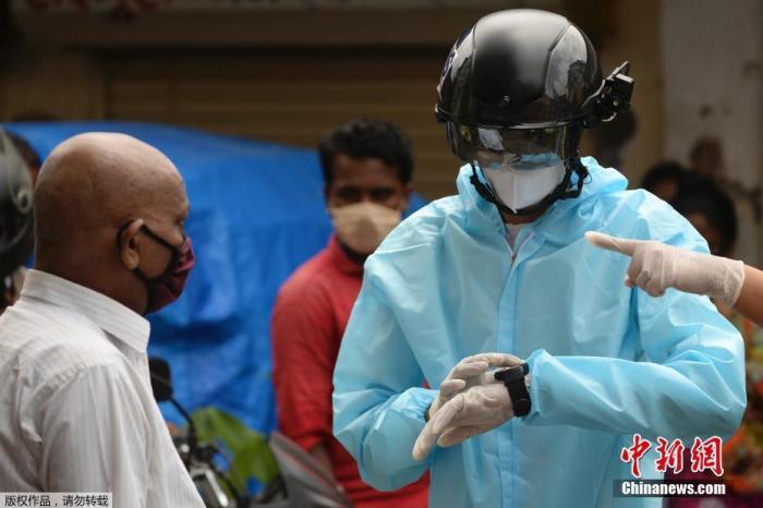全球累计确诊超2400万例 巴西现疑似二次感染病例
