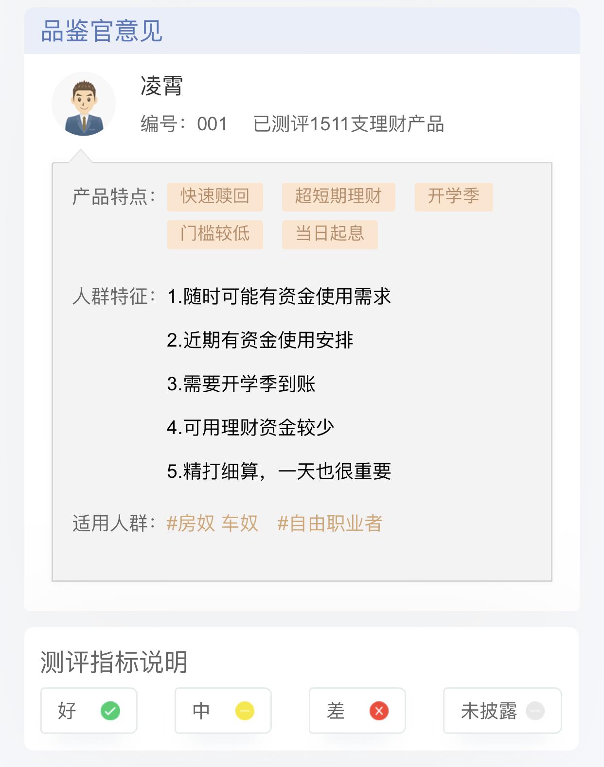 理财产品测评:邮储银行・邮银财富・理财宝人民币理财产品