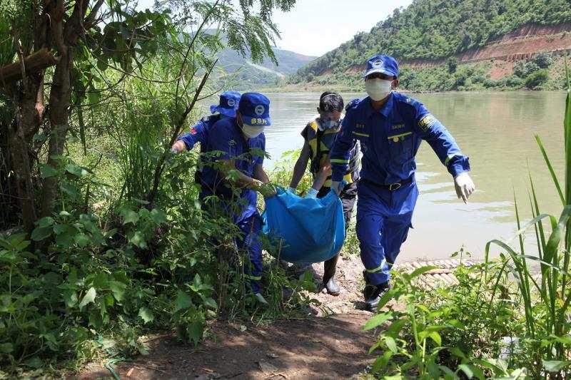 旅游博主在澜沧江游泳后失联4天,遗体已于昨日被找到