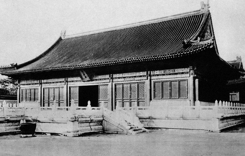 京华物语?丨这些图片和资料,记录了北京城门与城的历史