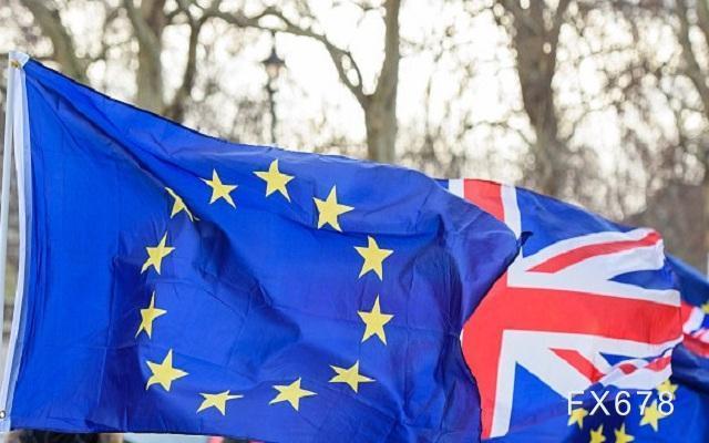 英国拟设定贸易谈判最后期限,还计划单方面毁约?英镑跳水逼近1.32,守不住21日均线恐跌向1.30