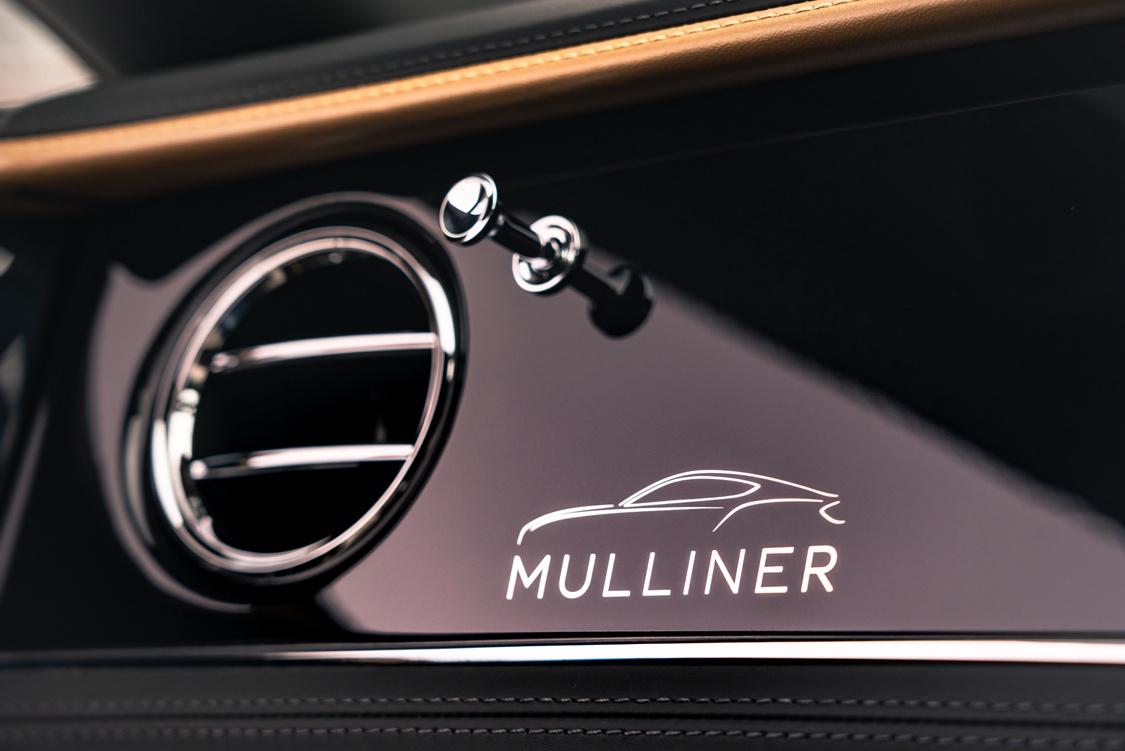 高度个性化定制 宾利欧陆GT Mulliner硬顶版官图