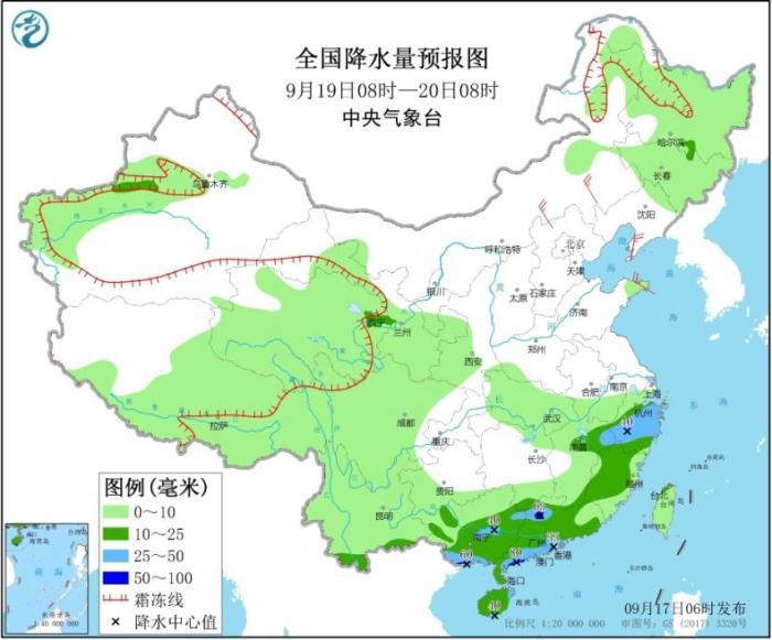 """台风""""红霞""""增强为强热带风暴级 江南北部等地有较强降雨"""