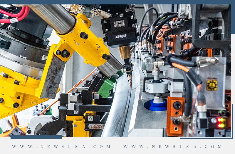 MEB纯电动车出生地 聊聊上汽大众新能源汽车工厂