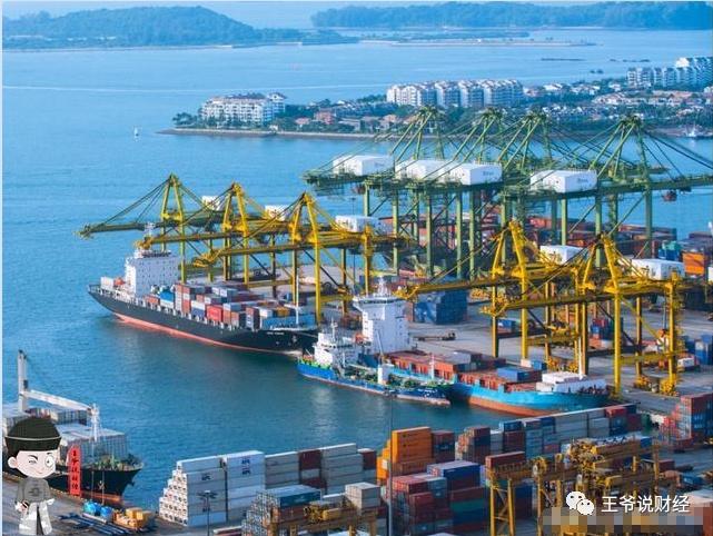 8月,德国贸易顺差127亿欧元!和中国贸易多少?