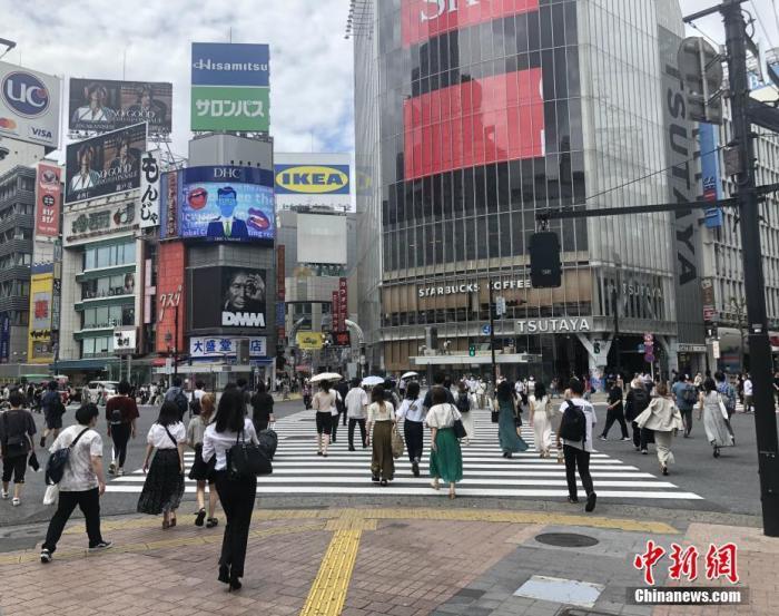 东京新增新冠确诊203例 日增感染数连续2天超200例