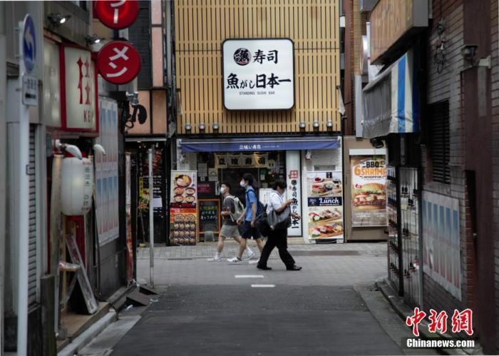 日本新增483例新冠确诊 东京一医院集体感染持续