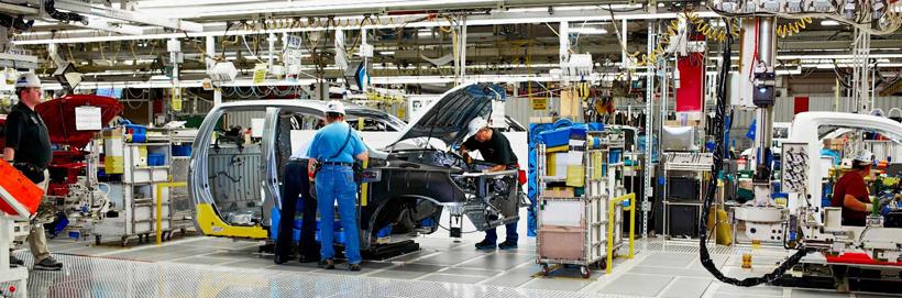 9月丰田全球汽车产量达84万辆 在华产量同比大涨48.5%
