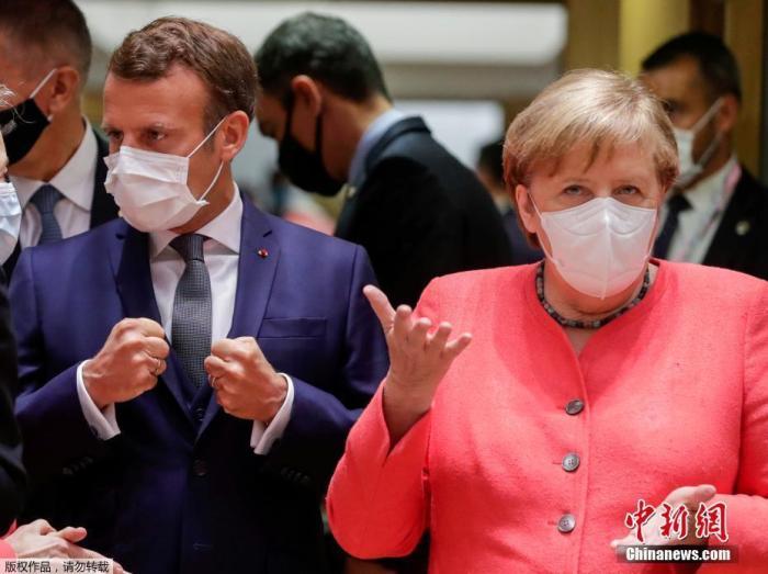 德国累计确诊超72万 默克尔称第二波疫情恐将持续整个冬季