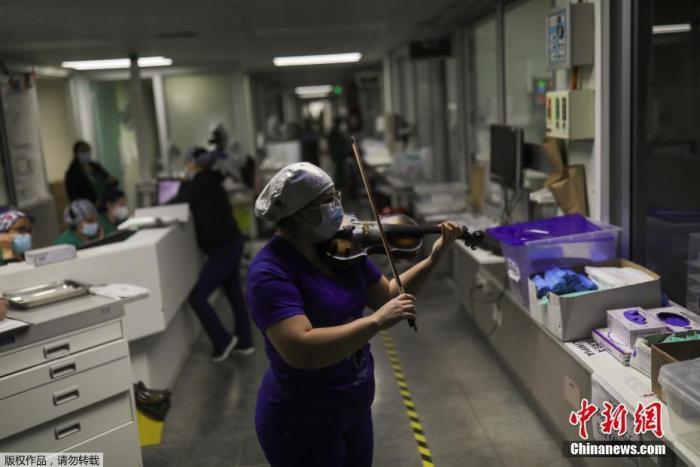 智利卫生部:智利近6万未成年人感染新冠 48人死亡