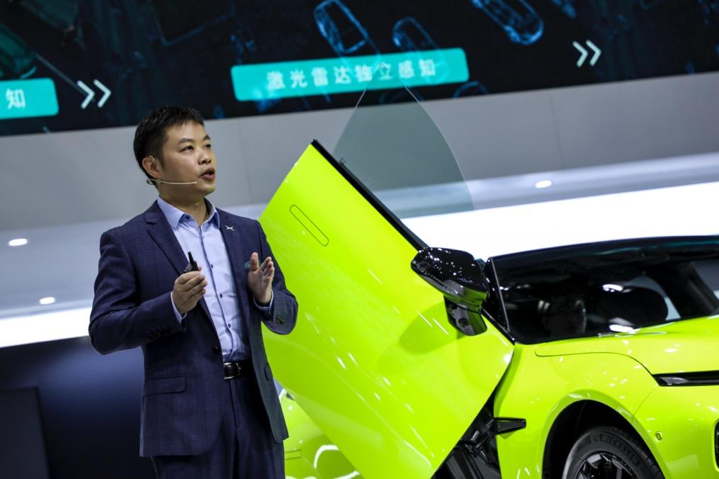小鹏汽车发布P7鹏翼版 售价36.69-40.99万元