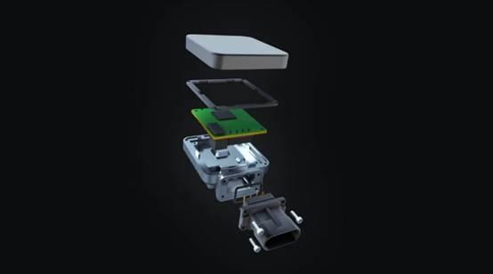 欧菲光短距毫米波雷达模组