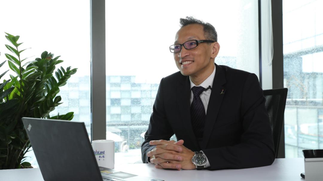 赢商对话   卢子健:凯德的反脆弱基因与数字化未来图景