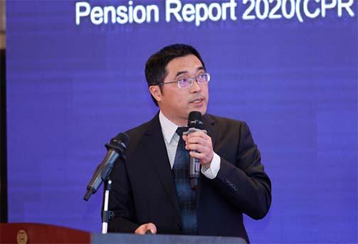 中国保险资产管理协会副秘书长陈友珍:目前市场对个人养老金产品和一般理财产品的理解差异不大