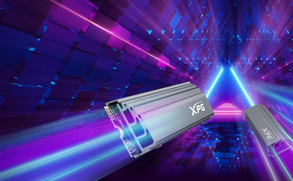usdt不用实名(caibao.it):XPG翼龙S70 PCIe 4.0 SSD首发卢茨新主控:飙上7.4GB/s