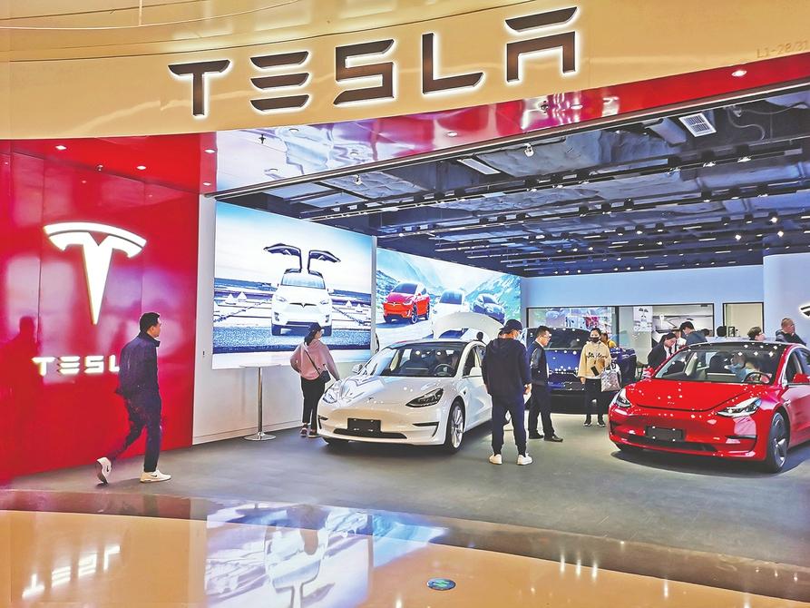电银付app下载(dianyinzhifu.com):谁引燃了新能源车市?11月销量同比增进超1倍,特斯拉市值一度打破4万亿元 第1张