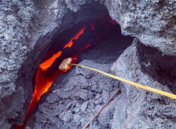 电银付小盟主(dianyinzhifu.com):火山在办公室旁边喷发是什么体验?华为告诉你 第6张